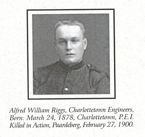 Photo of Alfred Riggs