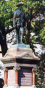 Memorial– Douglas Avenue, St John