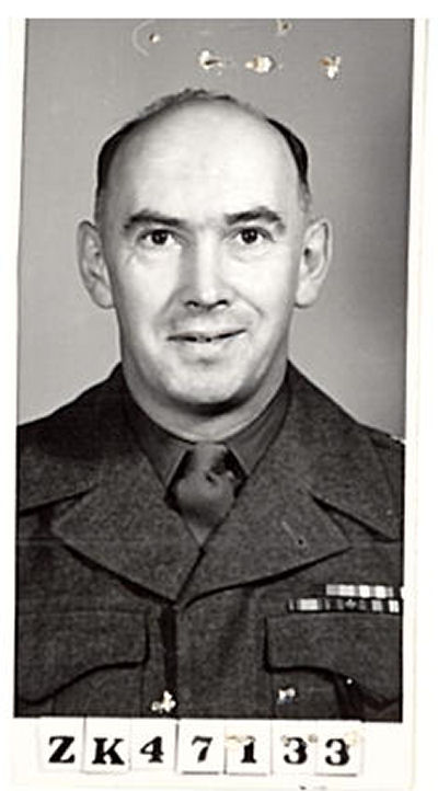 Lieutenant Kenneth Ernest Edmonds