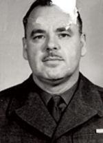 Corporal Vernon John Perkin– Corporal Vernon John Perkin in service uniform.