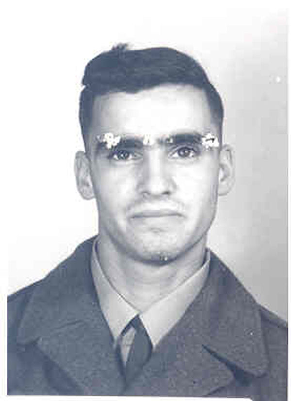 Private John Alexander Lerue