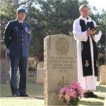 Révérend Richard Hall et Capitaine Dan Zegarac