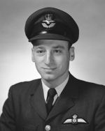 Photo of Robert Barr Wicks– Photo courtesy of National Defence.