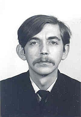 Photo of Jean Paul Claude Blais.