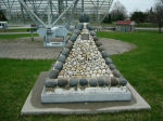 Memorial– UNDOF Memorial: CFSCE Museum,CFB Kingston, Ontario.  Courtesy of Canadian Forces Joint Signal Regiment