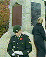 Plaque– November 2002 Green's name was added to the  plaque in Nova Scotia.