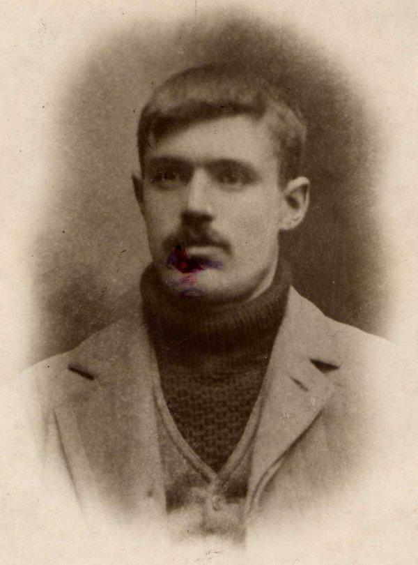 Photo of Ernest Ellmes