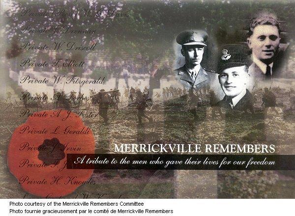 Merrickville se souvient
