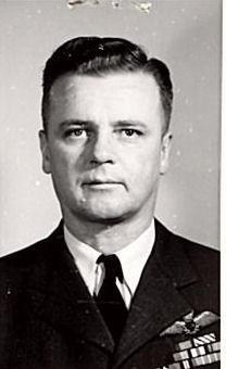 Squadron Leader John Alan Anderson