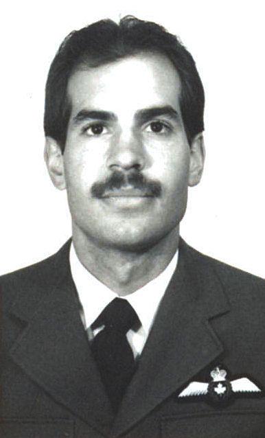 Captain Shane George Antaya