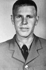 Photo of Joseph Francis Henry Corish– Canadian Forces photograph of Flight Cadet Joseph Francis Henry Corish.