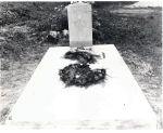 Grave Marker– Photograph of the grave marker of Petty Officer, 1st Class Harold Bruce King at Pye Ridge Cemetery, Montego Bay, Jamaica