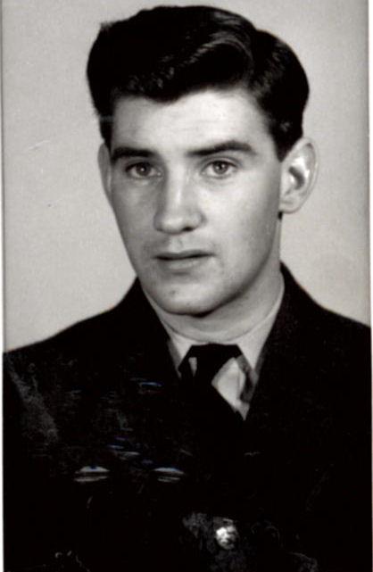 Flight Lieutenant Ira William MacLean