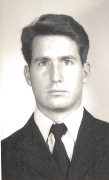 Captain Robert Wayne Pardell
