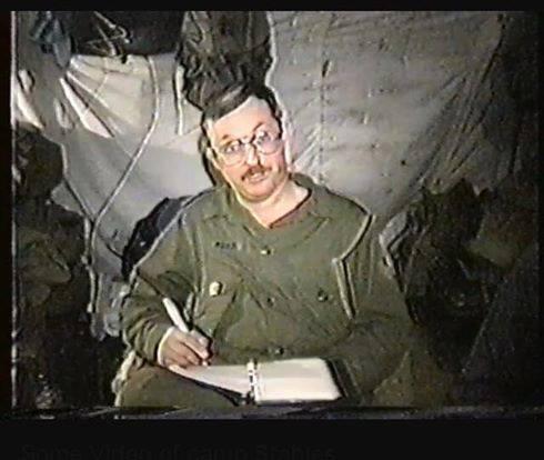 Photo of JOHN MICHAEL PEACE– Bosnia 1992, Operation Cavalier