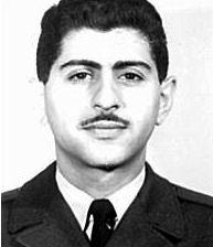 Flight Lieutenant Carl Murray Sorge