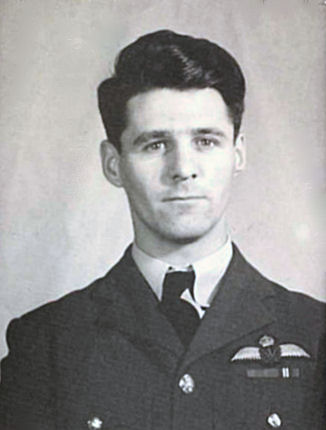 Flight Lieutenant Joseph Wilfred Tetrault