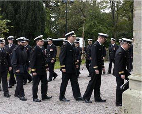 Service commémoratif - 2e photo