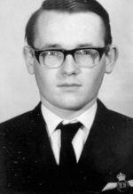 Photo of Jimmie Wayne Koroluk– Officer Cadet Jimmie Wayne Koroluk