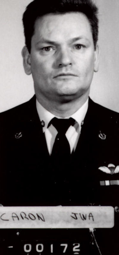 Photo of Master Warrant Officer Wilfred Adéjod