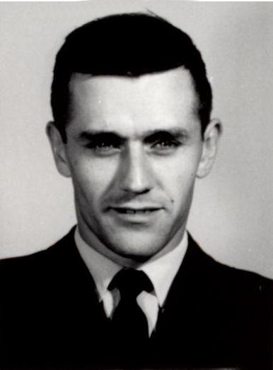 Captain Rodney Franklin Luneburg