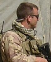 Photo 9 de Randy Payne – Randy en action à une base d'opérations avancée.
