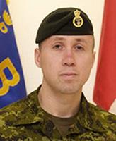Photo de Timothy James Wilson – Photo des Forces Canadienne de Caporal-chef Timothy James Wilson
