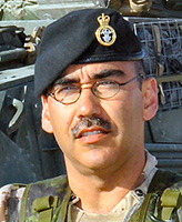 Photo of Francisco Gomez– Corporal Francisco Gomez of the Princess Patricia's Canadian Light Infantry based in Edmonton, Alberta was one of two Canadian soldiers killed on July 22, 2006 when a suicide bomber rammed a vehicle packed with explosives into their convoy approximately 5 kilometres west of Kandahar City on Highway One. Cpl. Gomez was travelling in a combat service support convoy that was returning to Kandahar Airfield after successful operations in Helmand and Kandahar provinces. Eight other Canadian soldiers were injured in the same incident.