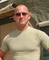 Photo de Raymond Arndt – Raymond au Camp de base