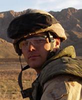 Photo de Bryce James Keller – Cpl Bryce Jeffrey Keller 10 mars 2006 Kandahar, Afghanistan