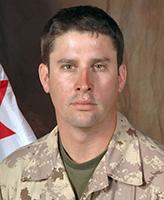 Photo of Shane Stachnik– Sergeant Shane Stachnik, a member of 2 Combat Engineer Regiment, based in Petawawa, Ontario was killed on September 3, 2006 fighting against Taliban insurgents approximately 15 km west of Kandahar City.