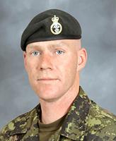 Photo de Keith Morley – Le Caporal Keith Morley a été tué le 18 septembre 2006 dans un attentat-suicide dirigé contre sa patrouille en Afthanistan. Le Caporal Morley faisait partie du 2e PPCLI.