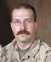 Photo of Glen Arnold– Cpl Glen Arnold, a member of 2 Field Ambulance, was killed on Sept 18, 2006 by a suicide bomber during a foot patrol in Afghanistan.