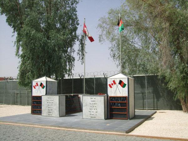 Kandahar Airfield Memorial