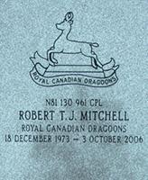 Grave Marker– National Military Cemetery (Beechwood) Ottawa, ON Photo courtesy of Thomas L. Skelding