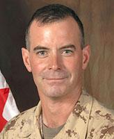 Photo de Mark Andrew Wilson – Le Cavalier Mark Andrew Wilson a été tué lorsque le véhicule RG-31 dans lequel il se déplaçait a été frappé par un engin explosif improvisé dans le secteur de Panjwayi, à environ 25 km à l'ouest de Kandahar, en Afghanistan. Photographie : Banque d'images des Forces canadiennes.