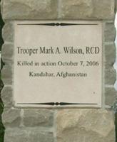 Trooper Mark Wilson Park– Trooper Mark Wilson Park   London, ON Photo courtesy of Thomas