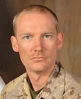 Photo of Darcy Tedford– Sgt Darcy Tedford was killed on October 14 when his unit was ambushed near the new Panjwayi development road, 25km West of Kandahar City. Photo:  Canadian Forces Image Gallery