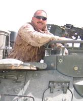 "Photo of Albert Storm– Albert ""Stormy"" Storm in Kandahar"