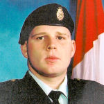 Photo of Christopher David Deliva– Cpl. Christopher Deliva from Montreal was killed in an accident at CFB Wainwright on May 28, 2007.  27-year-old Cpl. Deliva had joined the Canadian Armed Forces in September 2000.  Throughout his career as a supply technician he was based at CFB Valcartier near Quebec City.  About a month ago, he was assigned a six-week stint at Wainwright to do preparation work for the next group of troops headed to Afghanistan.  Photo: Canadian Forces Image Gallery