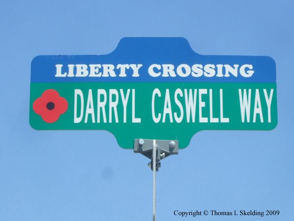 Darryl Caswell Way
