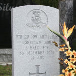 Grave marker– Cimetière Notre-Dame  Gatineau, Qc Lot Y-H-6