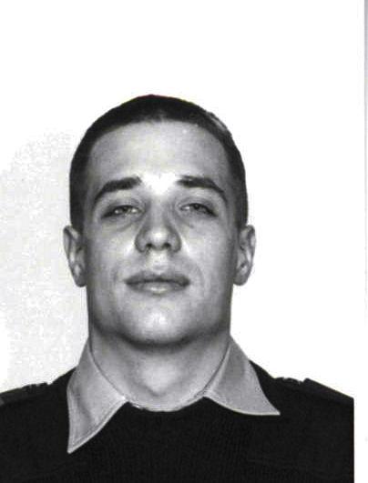 Corporal Lee Arnold Berger