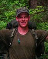 Photo of James Arnal– James on the West Coast Trail, BC.
