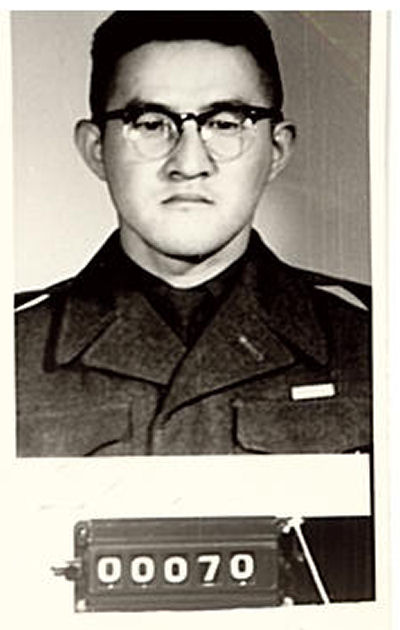 Sgt Takashi Tex Kobayashi