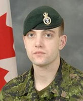 Photo of Andrew Grenon– Granted by National Defense