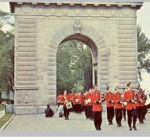 Memorial Arch– Royal Military College of Canada Memorial Arch