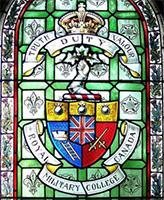 Mémorial – Le Collège militaire royal du Canada