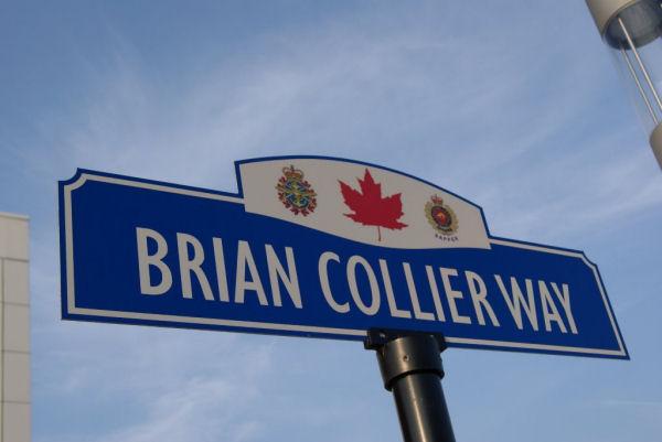 Brian Collier Way