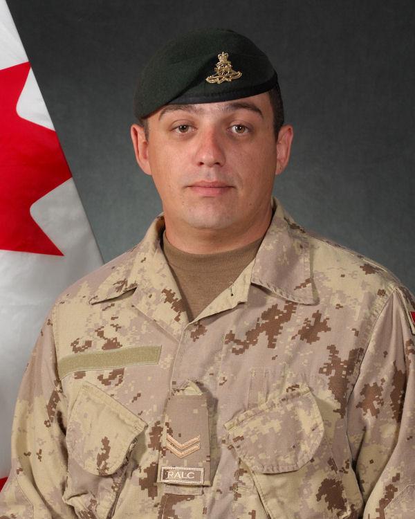 Caporal Karl Manning